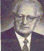 Mayor Joseph G. Thulin SUECIA 1935- 1958